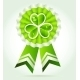 Clover award - GraphicRiver Item for Sale