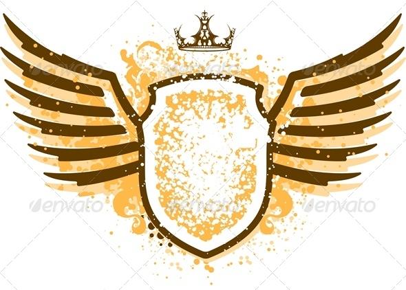 Heraldic Symbol - Backgrounds Decorative