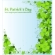 St. Patrick's Day Green Clover Background - GraphicRiver Item for Sale
