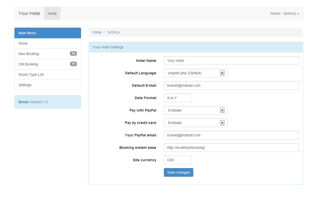 Bioda simple hotel booking system by truewd codecanyon bioda simple hotel booking system falaconquin