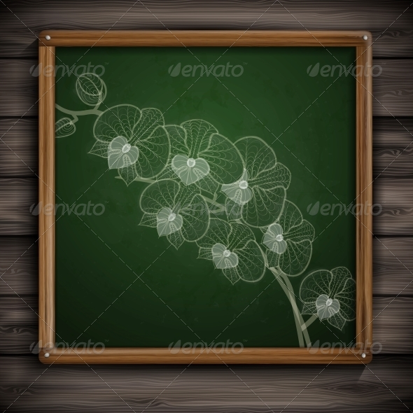 Set of Hand Drawn Various Elements - Backgrounds Decorative