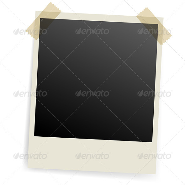 Photo Frame - Miscellaneous Vectors