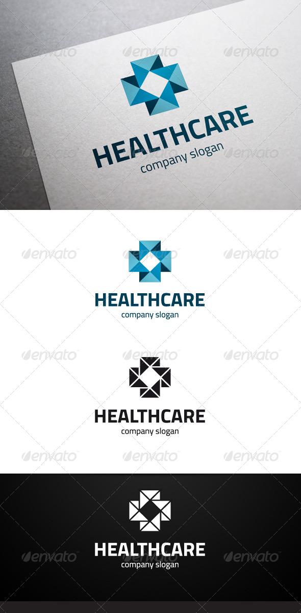 Healthcare Logo V2 - Symbols Logo Templates