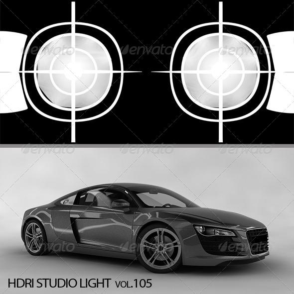 HDRI_Light_105 - 3DOcean Item for Sale