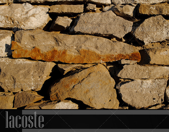 stones wall - Stone Textures