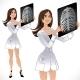Doctor Radiologist - GraphicRiver Item for Sale