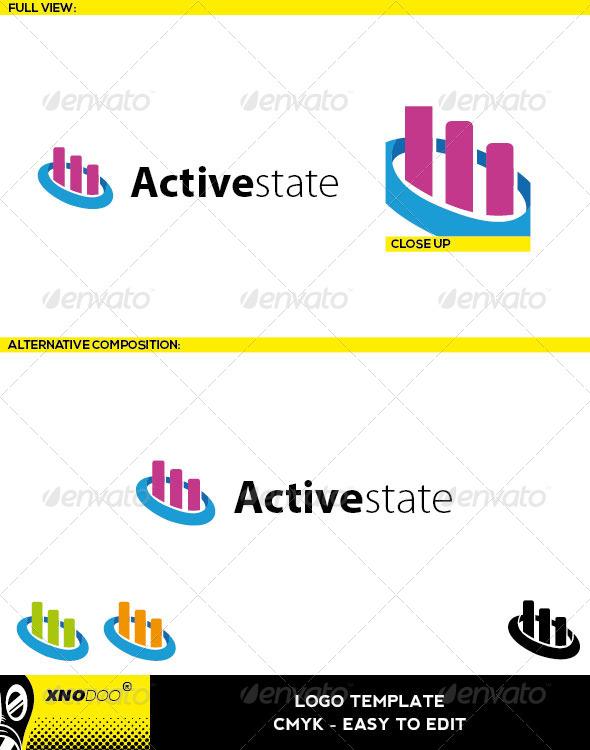 Activestate Logo - Symbols Logo Templates