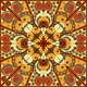 Four Arabesque Backgrounds - GraphicRiver Item for Sale