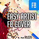 Easy Artist Facebook Timeline Cover