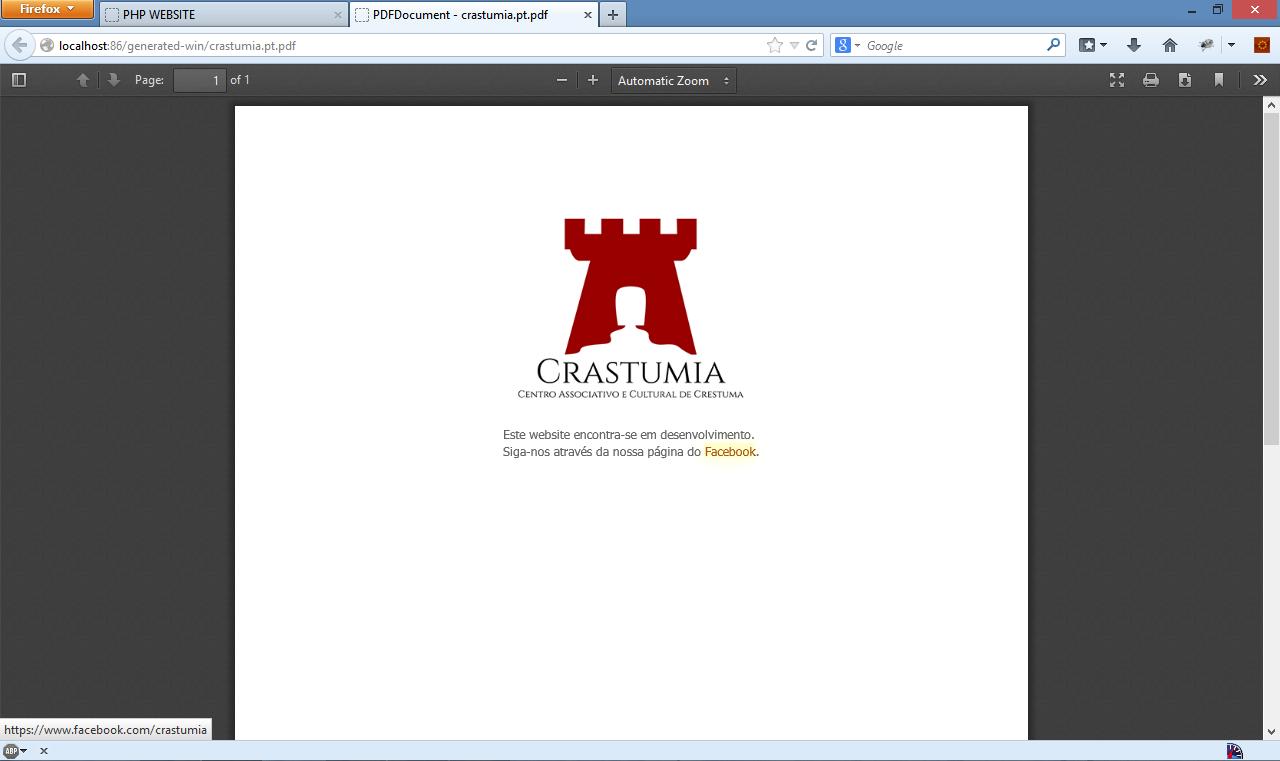 URLExtensions PLUS Website Converter for PDF/PNG