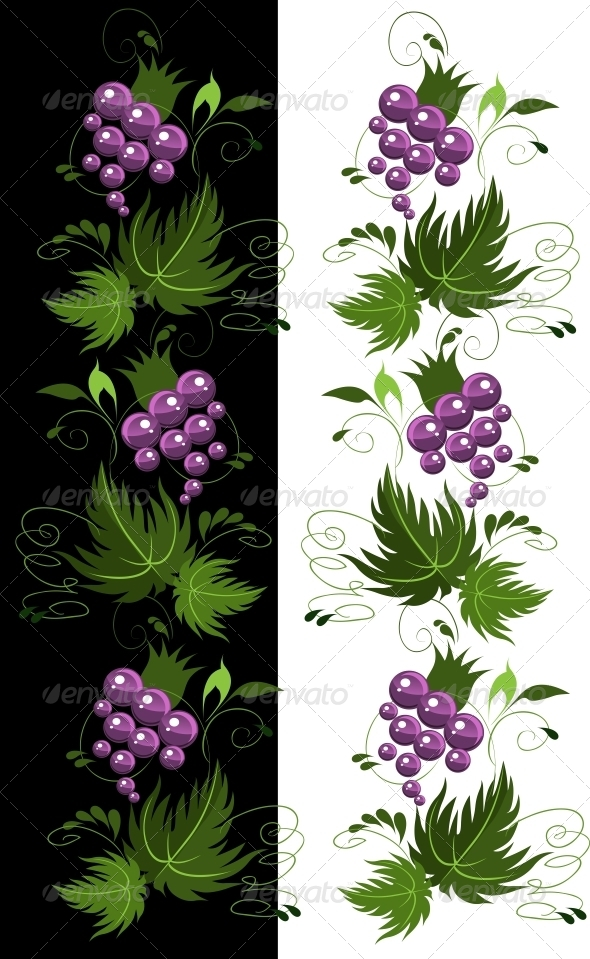 Ornament from Grapes  - Flowers & Plants Nature