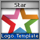 Star Logo Tamplate - GraphicRiver Item for Sale