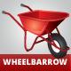 Wheelbarrow Vector Illustration - GraphicRiver Item for Sale