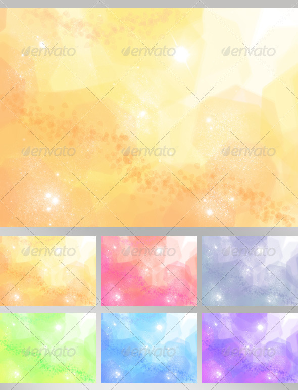 Abstract Light Background  - Abstract Backgrounds