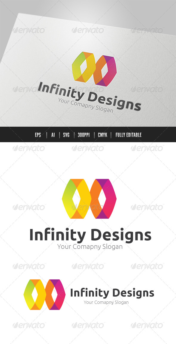 Infinity Designs - Objects Logo Templates