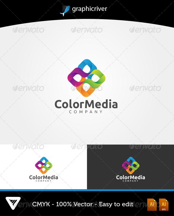 ColorMedia Logo - Logo Templates