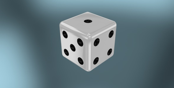 3D Dice - 3DOcean Item for Sale