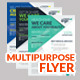 Multipurpose Corporate Flyer - GraphicRiver Item for Sale