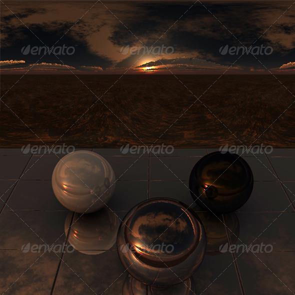 Desert 73 - 3DOcean Item for Sale
