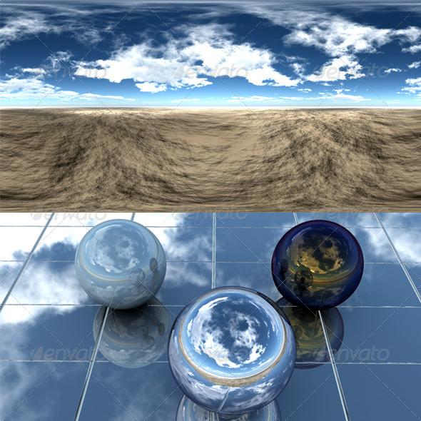 Desert 76 - 3DOcean Item for Sale