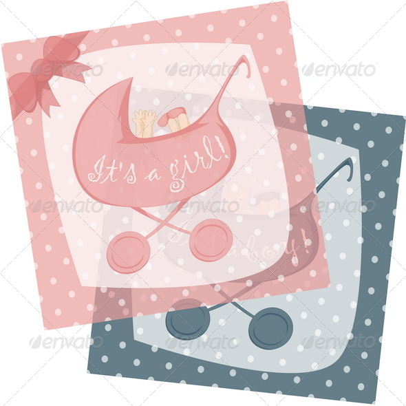 Birth Announcement Cards - Birthdays Seasons/Holidays