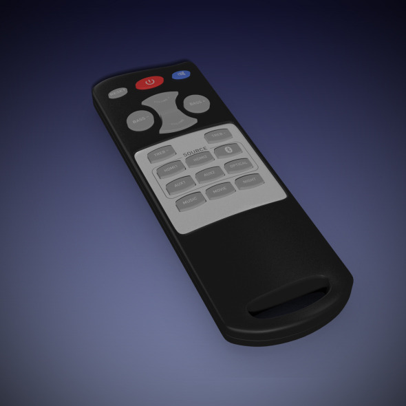 Remote controller - 3DOcean Item for Sale