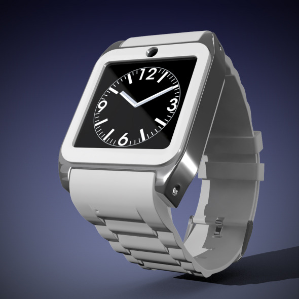 Smartwatch Digital Watch  - 3DOcean Item for Sale