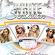 White Sensation Flyer Template - GraphicRiver Item for Sale