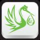 Gentle Stork - GraphicRiver Item for Sale
