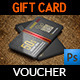 Gift Voucher Card Vol. 9 Template - GraphicRiver Item for Sale