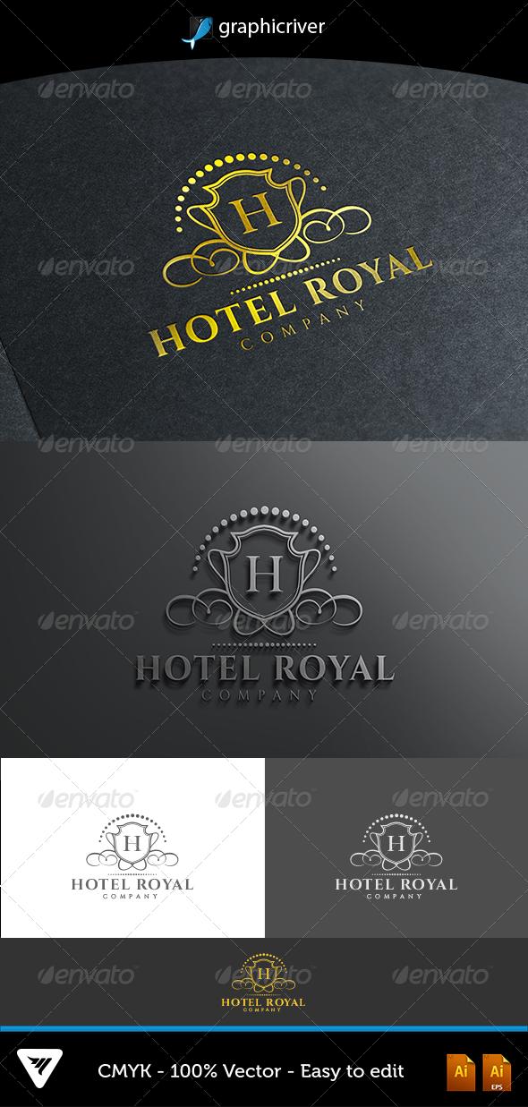 Hotel Royal - Logo Templates