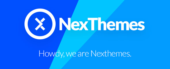 Nexthemes homepage