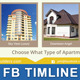 Real Estate Business FB Timeline | Volume 8 - GraphicRiver Item for Sale