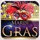 Mardi Gras Carnival - Masquerade Flyer - GraphicRiver Item for Sale