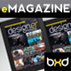 iPad/Tablet Magazine InDesign Layout 03 - GraphicRiver Item for Sale