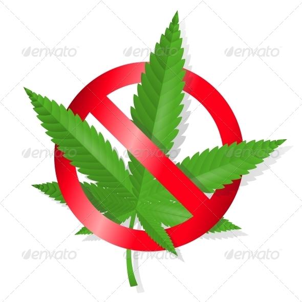 Stop Marijuana Sign - Flowers & Plants Nature