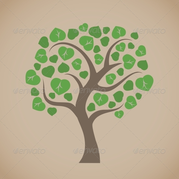 Simple Tree - Seasons Nature