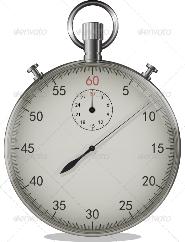Stopwatch - Miscellaneous Vectors