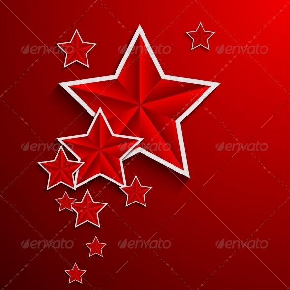 Stars Background - Miscellaneous Seasons/Holidays