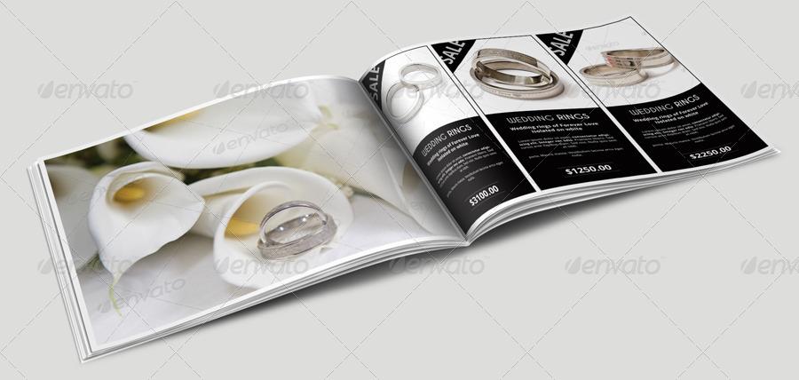 Jewelry BrochureCatalog By Pmvch  Graphicriver