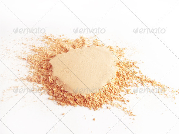 Face Powder - Stock Photo - Images