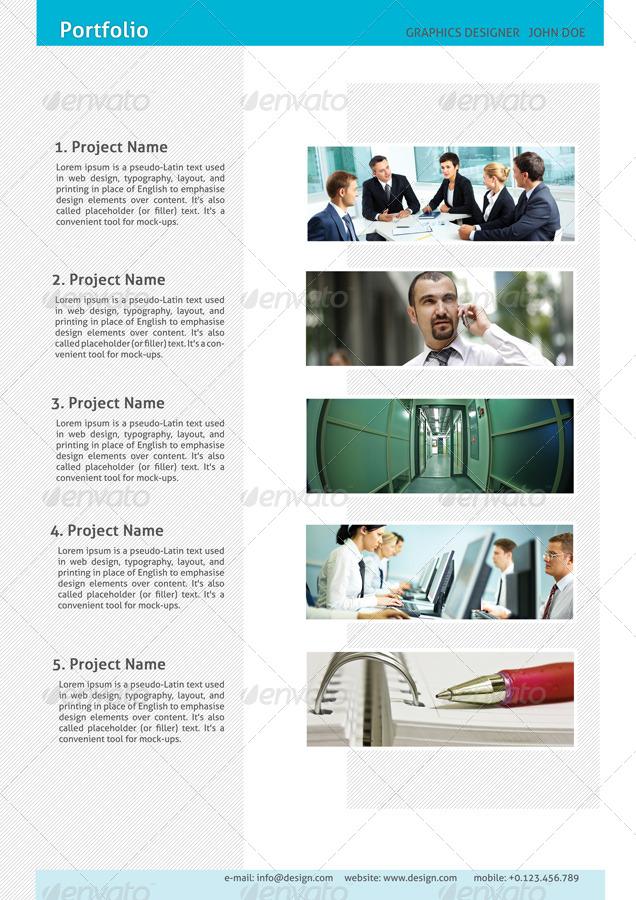 resume cv exclusive by serzik