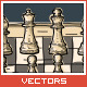 Hand Drawn Chess Set - GraphicRiver Item for Sale