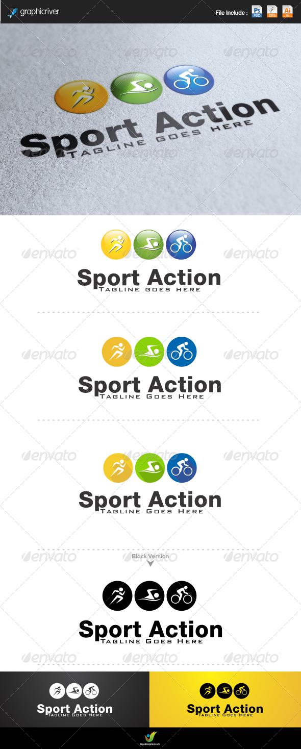 Sport Logo - Symbols Logo Templates