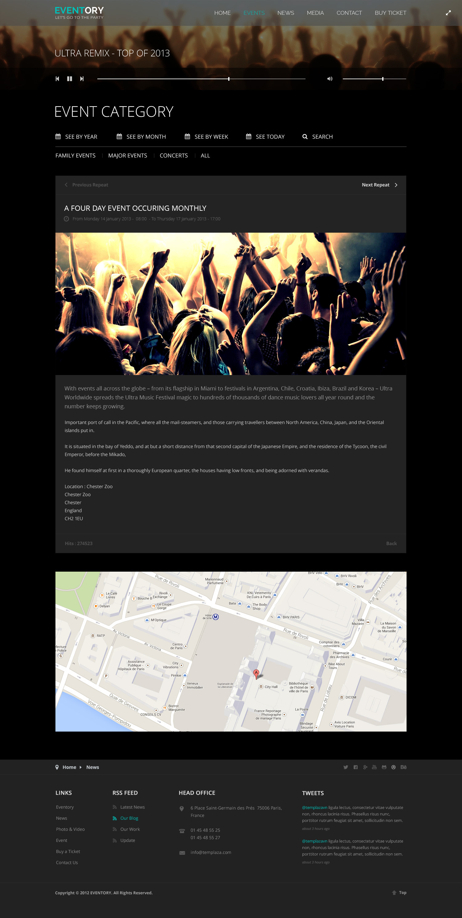 Eventory responsive events joomla template by templaza themeforest eventory event detailg pronofoot35fo Gallery