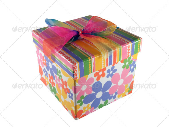 Present Box - Stock Photo - Images