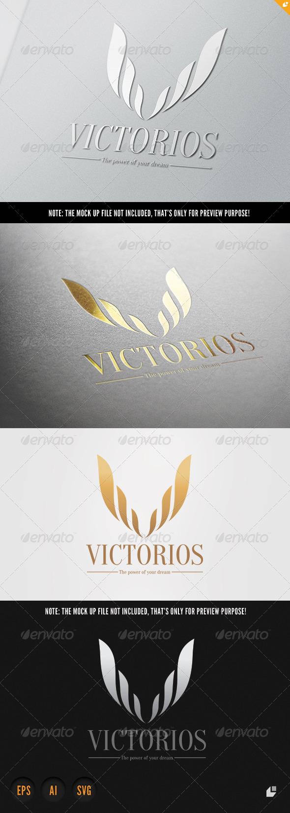 Victorios - Crests Logo Templates