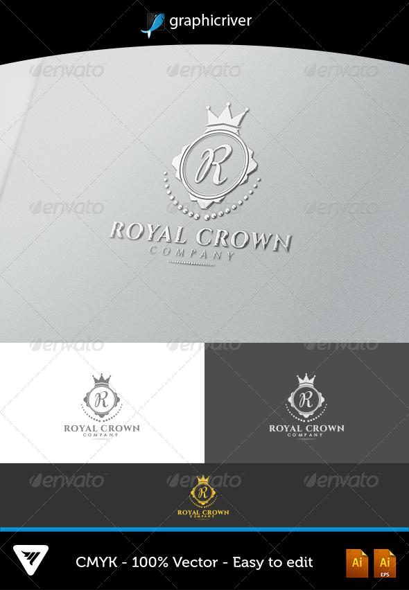 Royal Crown - Logo Templates