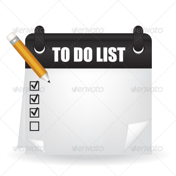 To Do List - Concepts Business