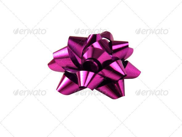 Decorative Bow - Stock Photo - Images